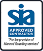 SIA - Approved contractor status for the provision of security guarding